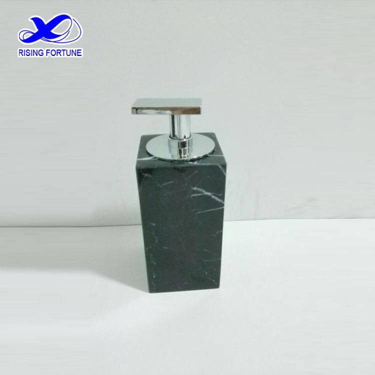 Black marble bath accessories sets black marble soap - Black marble bathroom accessories ...