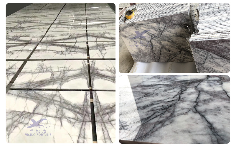 polished white marble tiles manufacturers