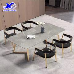 Italian sintered stone table